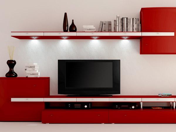 Lichtgestaltung und beleuchtung ideen und informationen - Wandtattoo hinter fernseher ...