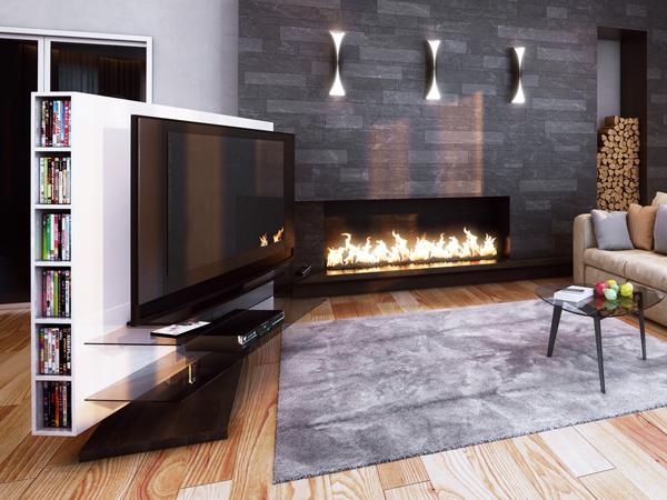 stauraum im wohnzimmer - kreative tipps für mehr ordnung bei, Wohnzimmer