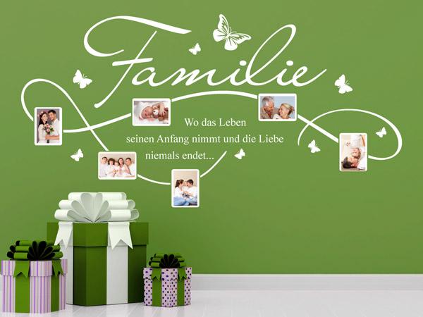 weihnachtsgeschenke wandtattoos und co als geschenkidee. Black Bedroom Furniture Sets. Home Design Ideas
