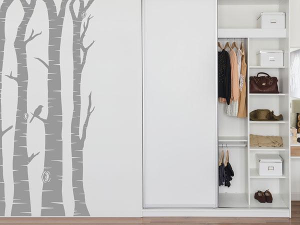 Den flur einrichten ideen tipps hingucker for Garderobenschrank wand