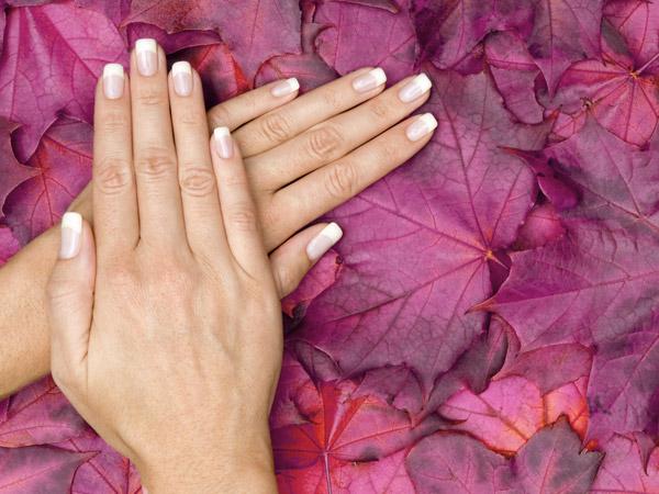 Gepflegte Hände