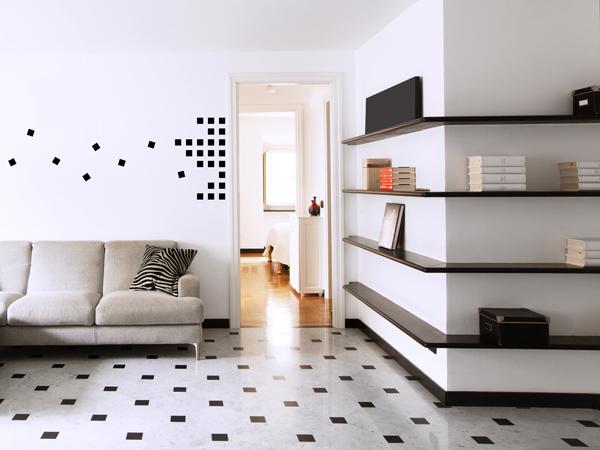 Stauraum im Wohnzimmer - kreative Tipps für mehr Ordnung bei ...