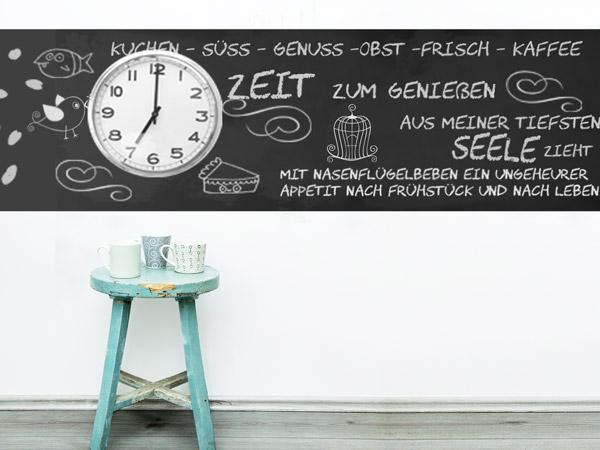 Tafelfolie Küche selbstklebende tafelfolie zum beschriften wandtattoo de