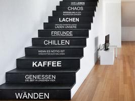 Treppentattoos Ideen Tipps Zum Treppentattoo Bei Wandtattoo De