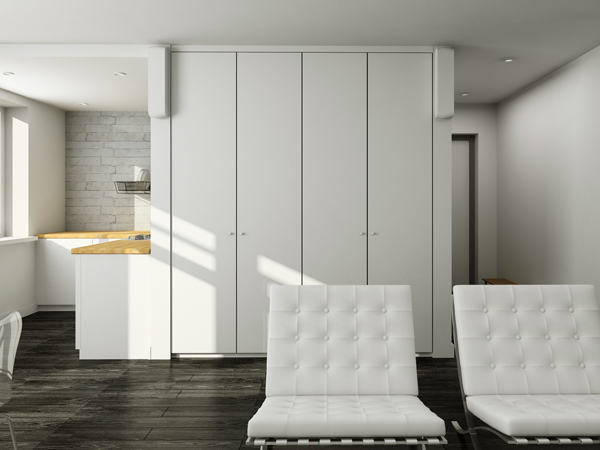 stauraum im wohnzimmer - kreative tipps für mehr ordnung bei, Wohnzimmer dekoo