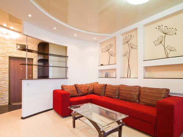 Lichtgestaltung und beleuchtung ideen und informationen - Indirekte wohnzimmerbeleuchtung ...