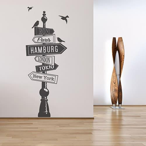 Sticker für ein schönes Zuhause günstig online kaufen bei