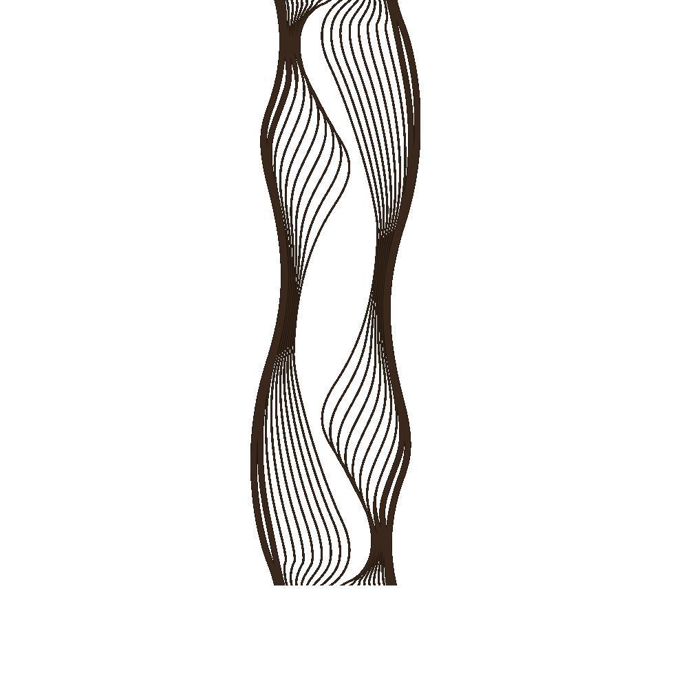 Verschiedene Wandtattoo Streifen Sammlung Von Wandtattoo-banner-liquid-originelles-wandtattoo-streifen-von-designscape