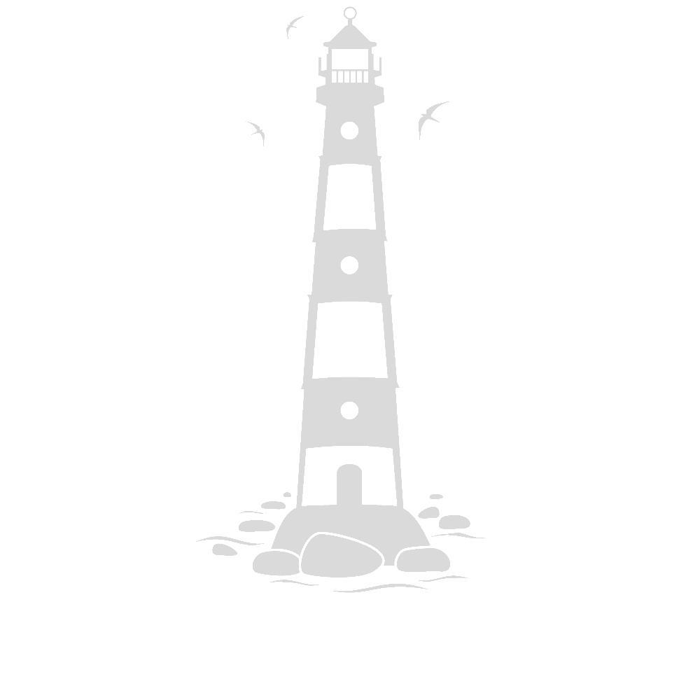 Wandgestaltung Leuchtturm: Quer
