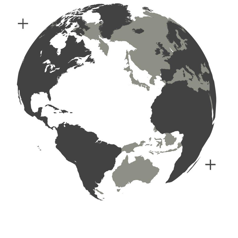 Anspruchsvoll Weltkugel 3d Das Beste Von Wandtattoo-weltkugel-3d-effekt-in-zwei-farben-von-