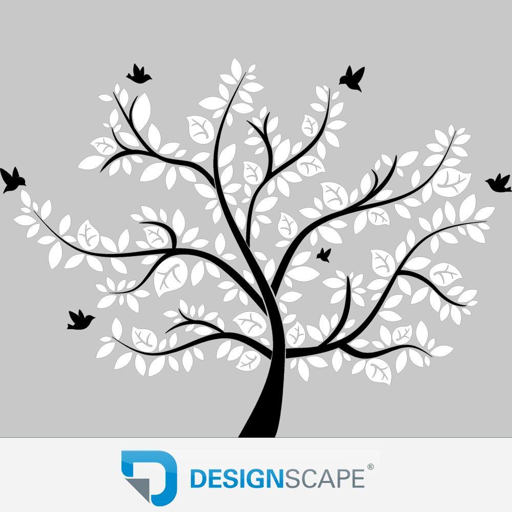xxl wandtattoo baum wandtattoo lebensbaum von. Black Bedroom Furniture Sets. Home Design Ideas