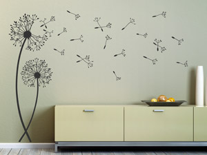 wandtattoo gr ser gras deko zur wandgestaltung wandtattoo de. Black Bedroom Furniture Sets. Home Design Ideas