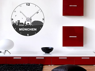 bayern m nchen wandtattoos f r fans wandtattoo de. Black Bedroom Furniture Sets. Home Design Ideas