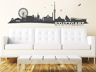 Wandtattoo Stuttgart