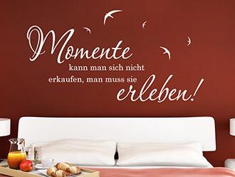 Wandtattoos für das Schlafzimmer und Bett   WANDTATTOO.DE