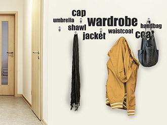 Garderobe Wardrobe