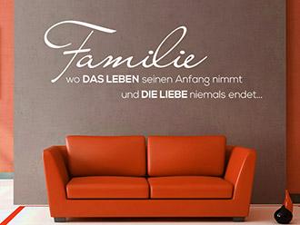 wandtattoos fürs wohnzimmer | kreative motive | wandtattoo.de