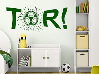 Wandtattoo Tor