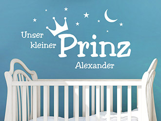 babyzimmer wandtattoos s e motive mit babynamen wandtattoo de. Black Bedroom Furniture Sets. Home Design Ideas