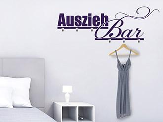 Garderobe AusziehBar