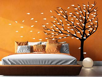 Wandtattoo Stilvoller Baum