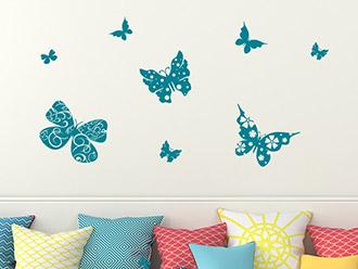 Wandtattoo Schmetterlinge Zur Wanddekoration Wandtattoo De
