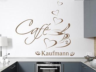 Wandtattoo Kaffee Motive für die Kaffee-Ecke   WANDTATTOO.DE
