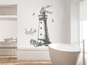 Wandtattoos fürs Bad | Badezimmer | WANDTATTOO.DE