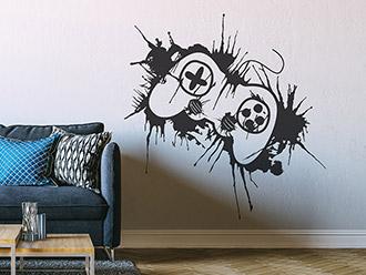 Jugendzimmer Wandtattoos Coole Motive Und Ideen Wandtattoo De