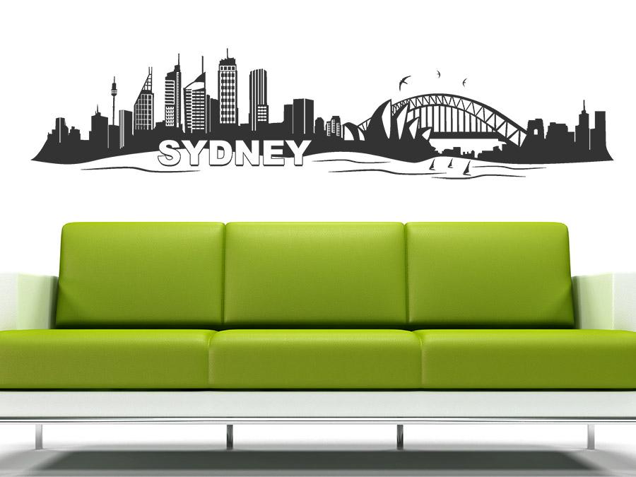 Wandtattoo Sydney