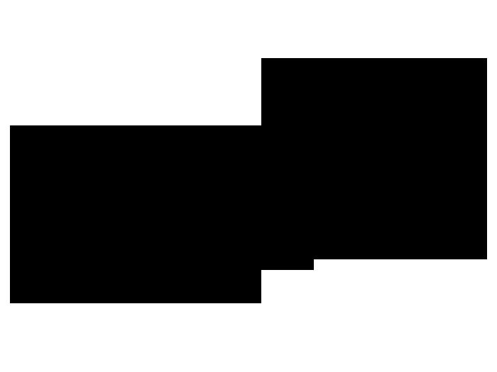 Ansicht Ornament Quadrate als Wandtattoo