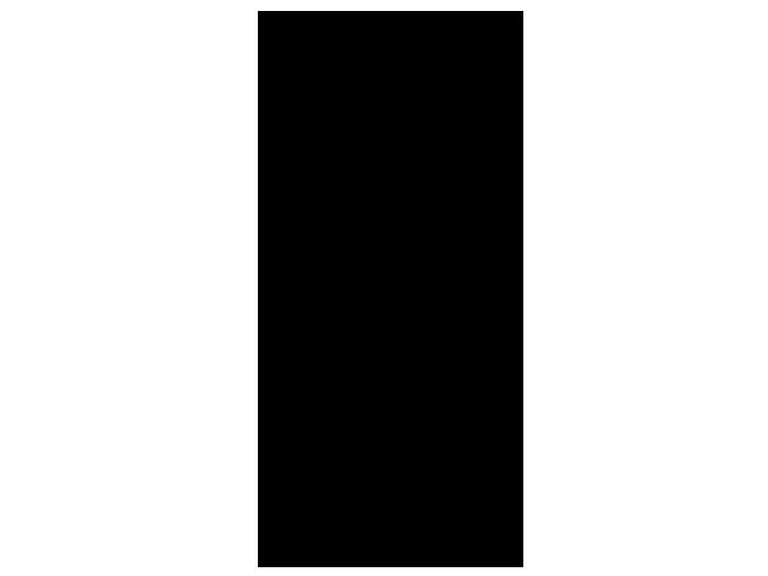 Ansicht Uhr Baum als Wandtattoo