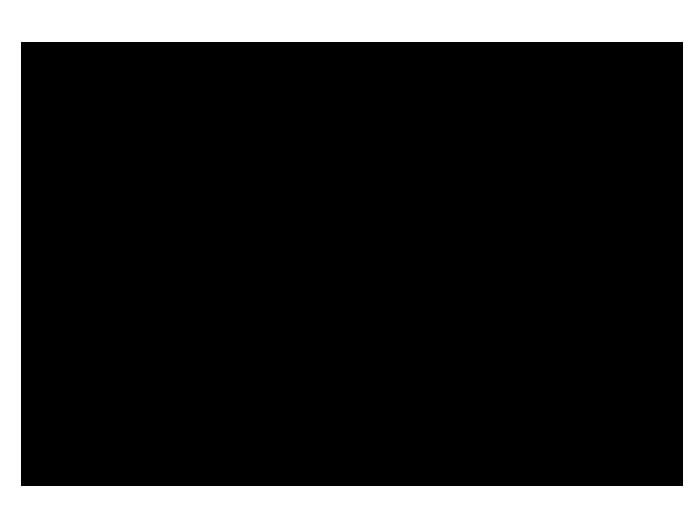 Ansicht Uhr Kreise als Wandtattoo