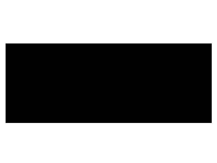 Ansicht Uhr Quadrate als Wandtattoo