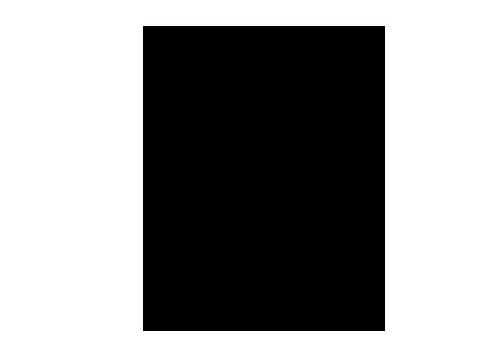 Ansicht 5 Minuten zweifarbig als Wandtattoo