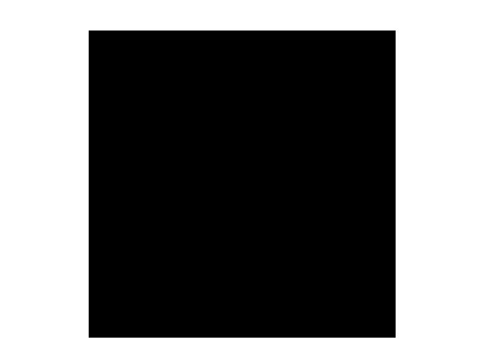 Ansicht Chinesisch Yin & Yang als Wandtattoo