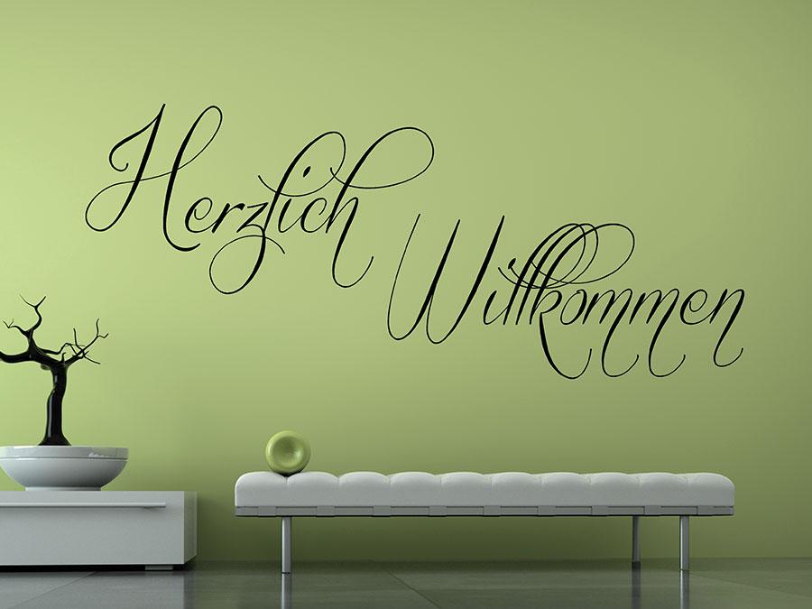 Herzlich Willkommen In