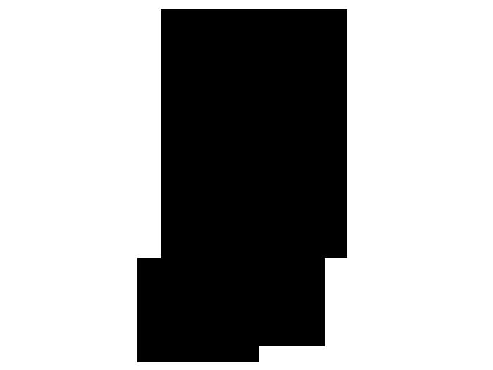 Ansicht Notenschlüssel als Wandtattoo