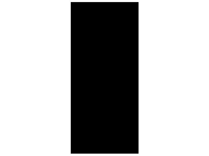 Ansicht Tafelfolie Notizen als Wandtattoo