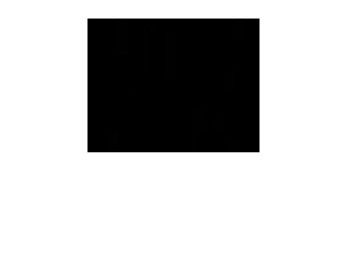 Ansicht Apfelbaum mit Fotorahmen als Wandtattoo