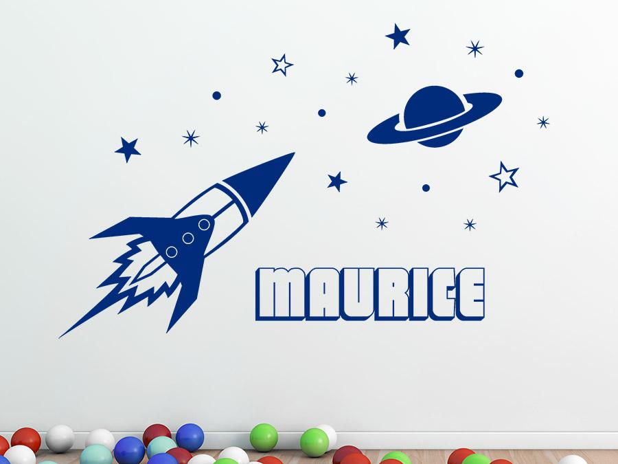 Deko kinderzimmer rakete for Weltraum deko kinderzimmer