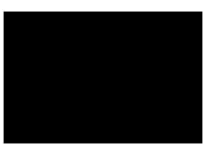 Ansicht Kleine Füßchen mit Name und Datum als Wandtattoo