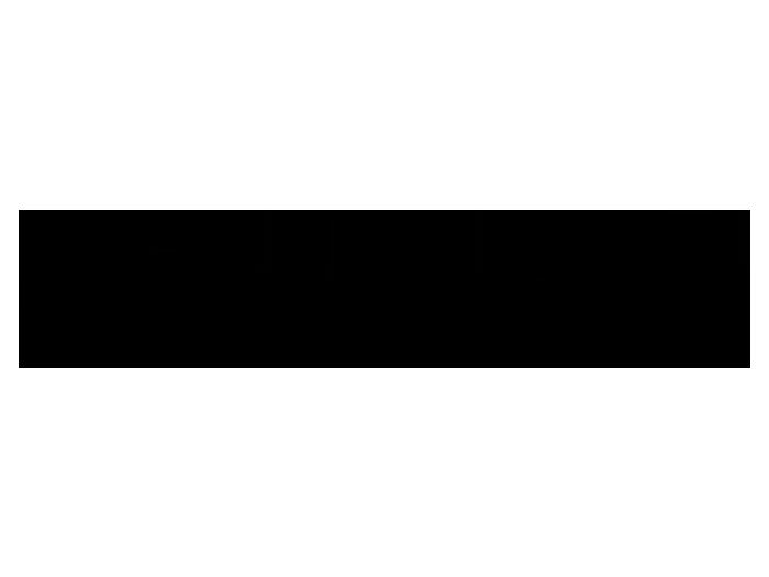 Ansicht Garderobe Schriftzug als Wandtattoo