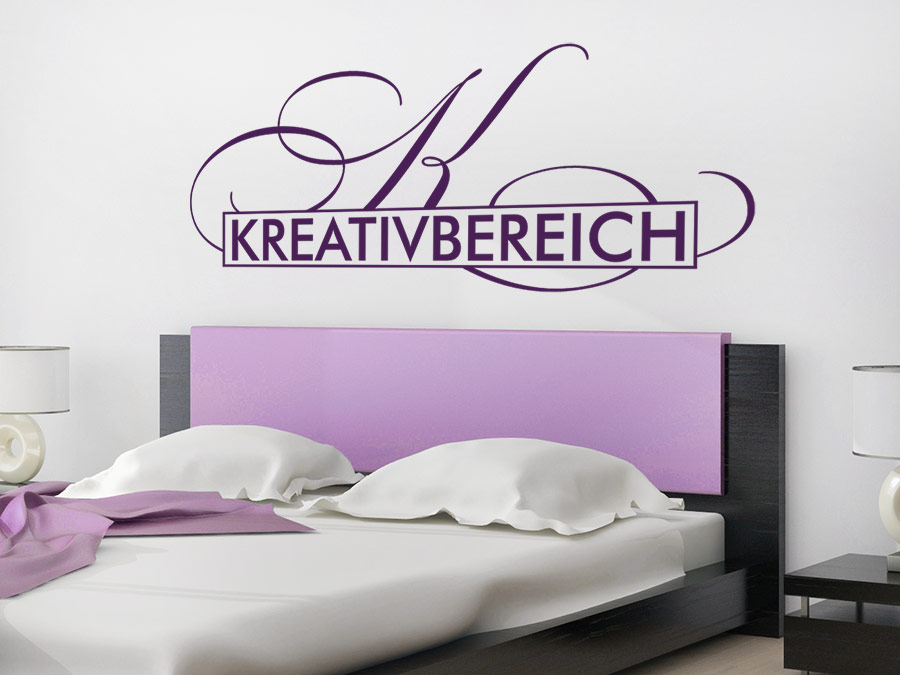 wandtattoo kreativbereich wandtattoo de. Black Bedroom Furniture Sets. Home Design Ideas