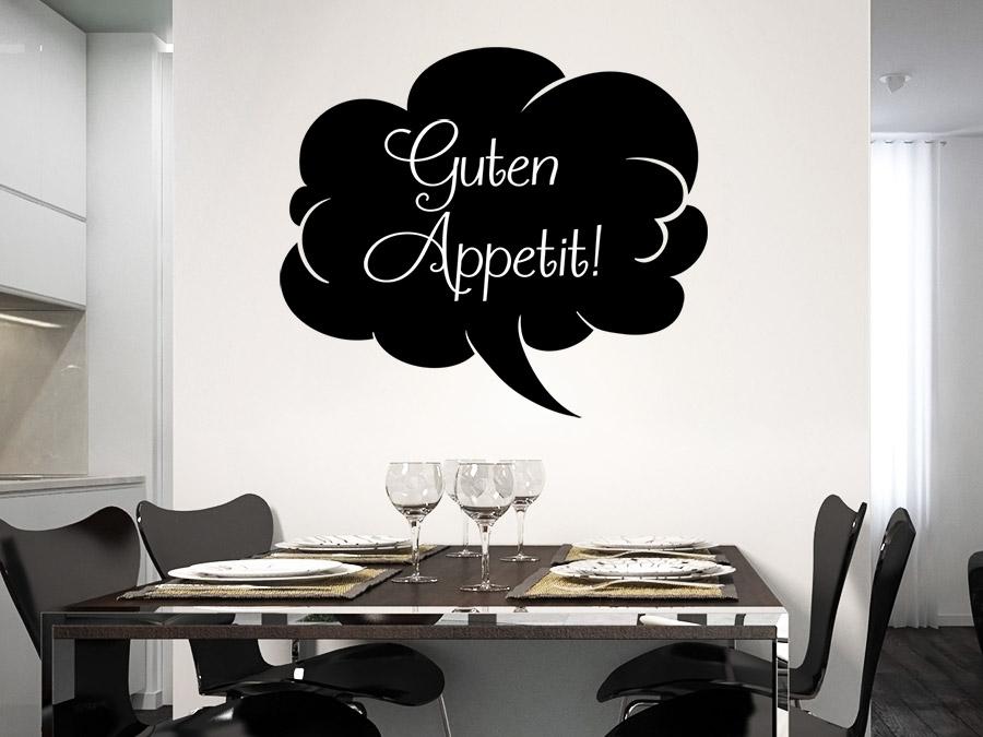 tafelfolie sprechblase wandtattoo beschreibbar wandtattoo de. Black Bedroom Furniture Sets. Home Design Ideas