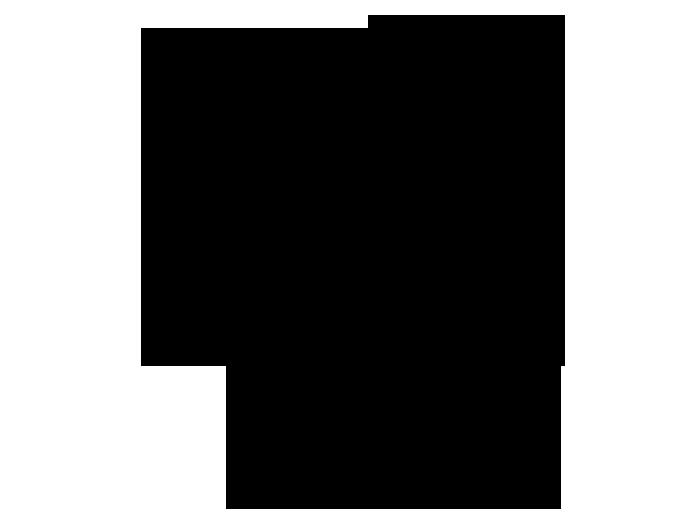 Ansicht Radlader mit Wunschname als Wandtattoo