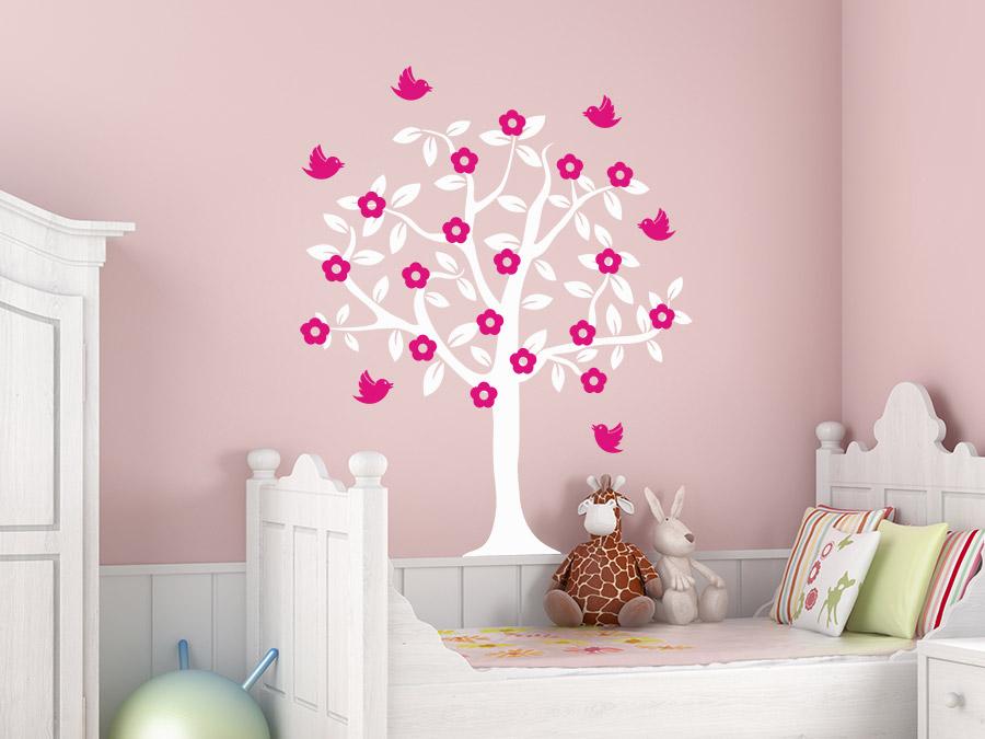 Wandtattoo beim kinderarzt ideen f r die praxis dekoration - Farbverlauf wand streichen ...