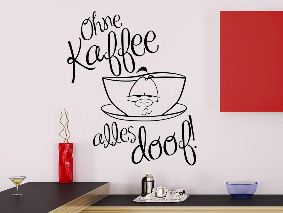 Wandtattoo Kaffee Motive Fur Die Kaffee Ecke Wandtattoo De
