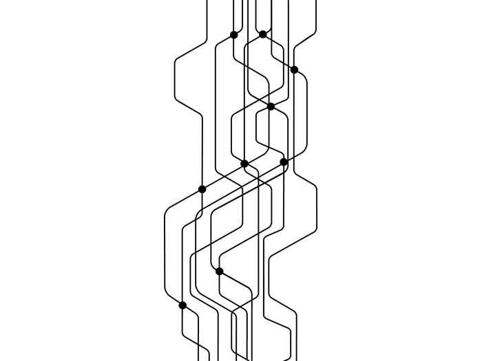 Ansicht Banner Technik als Wandtattoo