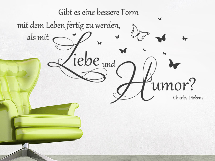 wandtattoo mit liebe und humor wandtattoo de. Black Bedroom Furniture Sets. Home Design Ideas
